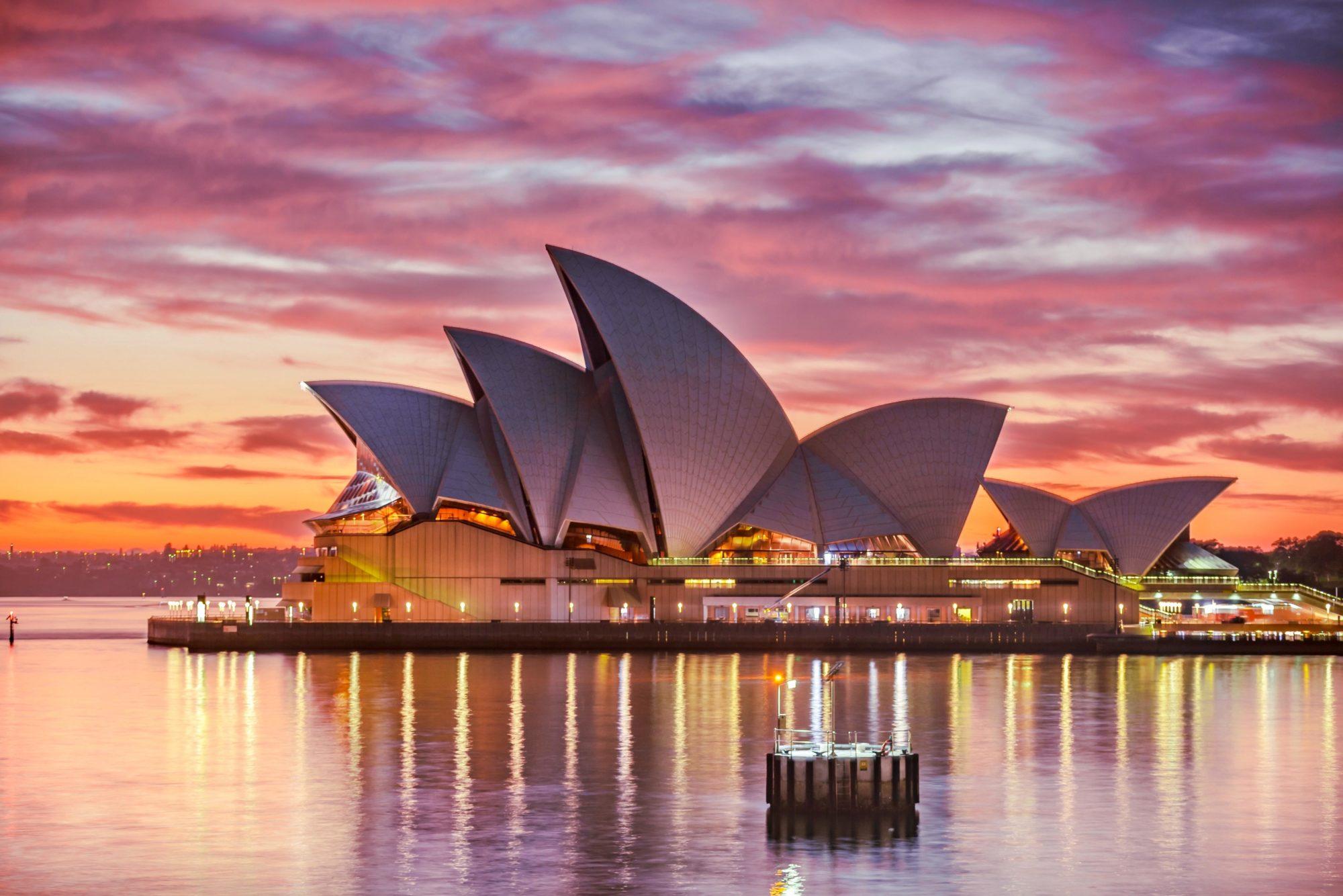 Austrlia sydney oper house keith zhu qa Ncz43 Me Y8 unsplash